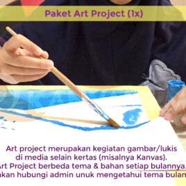 Regular Drawing Art Project (10-12thn)